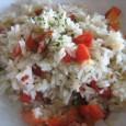 La ensalada de arroz con pimientos y tomates secos es una receta fácil y agradable tanto en primavera, verano y otoño. Esta receta es a base de arroz basmati, tomates […]